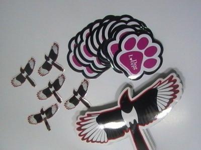 Custom Stickers Irvine