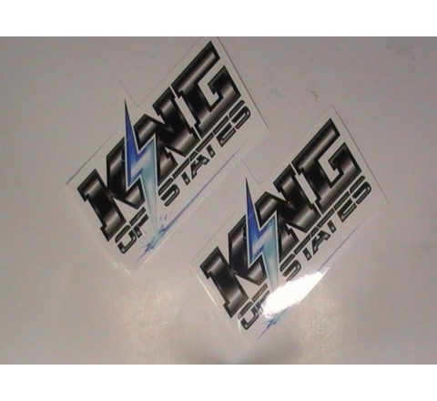 Custom Vinyl Bumper Stickers